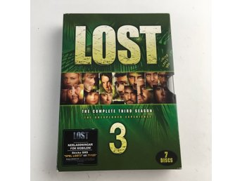Touchstone Television, Filmsamling, 7 disc, LOST