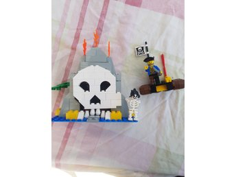 ++  lego pirater/ pirate ej komplett++