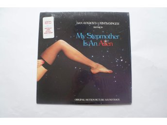 ** My stepmother is an alien - Original motion picture soundtrack  **