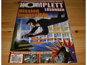 Spelguide: Mission Impossible