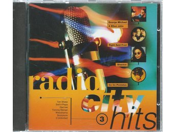 RADIO CITY  HITS 3 - 1992