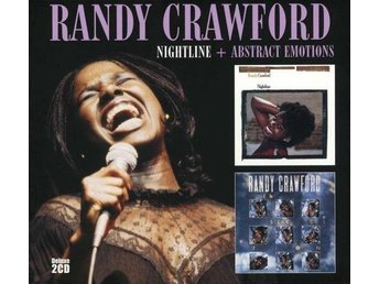 Randy Crawford - Nightline + Abstract Emotions (2013) 2-CD, Edsel Records, New