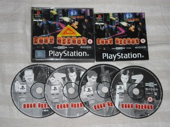 PlayStation/PS1: Fear Effect