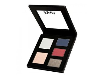NYX PROF. MAKEUP Rocker Chic Palette - Tainted Love