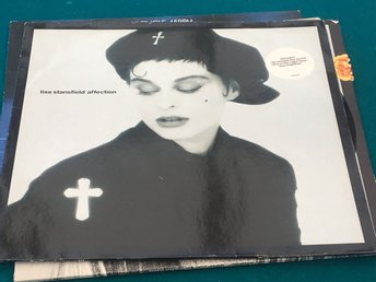 LISA STANSFIELD AFFECTION  1989 SKICK MVG
