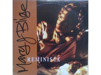 "Mary J. Blige title* Reminisce* 90's RnB 12"" US"
