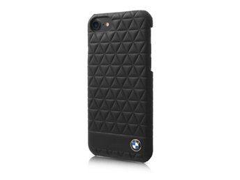 BMW Hard Case - Präglad Hexagon iPhone 8 Plus / 7 Plus