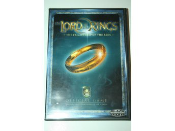 Lord of The Rings - The Fellowship of The Ring (PC CD-ROM) Du har möjlighet att