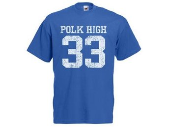 Polk High 33 - XL (T-shirt)