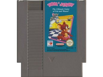 Tom & Jerry - NES - Kassett