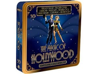 Magic Of Hollywood (Plåtask) (3 CD)