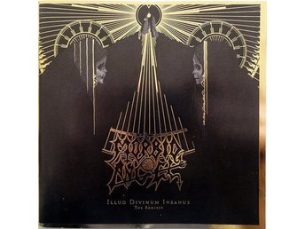 MORBID ANGEL-Ny LTD 2 CD-Illud Divinum Insanus The Remixes+Download Card 8 Bonus