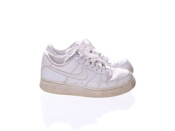 Nike Air Force, Sneakers, Strl: 38, Vit