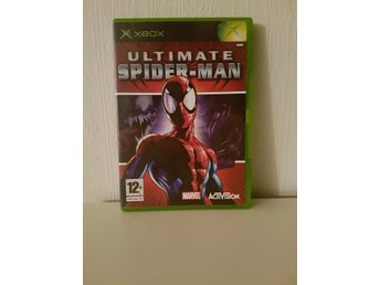Ultimate Spiderman till Xbox