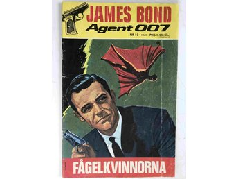 James Bond - Löpnr: 12 G-VG