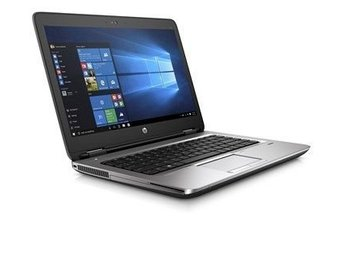 "HP ProBook 640 G2 Core i5-6200U, 2.3 GHz,8GB, 256GB SSD, 14"", Full HD) Nyskick"
