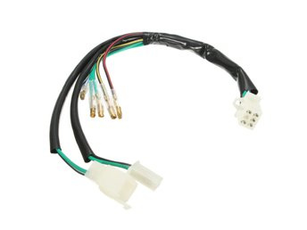 Electric Wiring Harness Loom For 50cc 90cc 110cc 125cc 14...