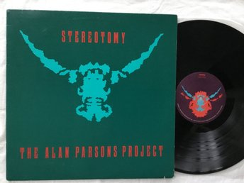 Alan parsons Project-Stereotomy (1985)