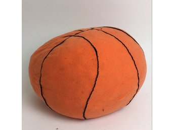 Basketboll, Mjuk basketboll, Orange/Svart