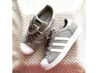 sale retailer 33932 0b423 Adidas sneakers All star 38 2 3 suede mocka skor