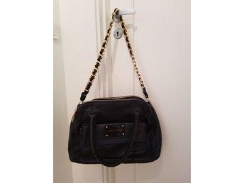 Mörkblå stor väska från Marc Jacobs. (369284797) ᐈ Köp på