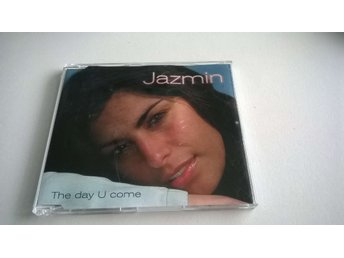 Jazmin - The Day U Come, CD