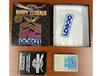 Navy Seals - C64GS - Commodore 64