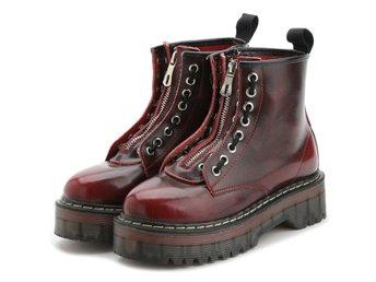 Boots i äkta skinn #39 (252992973) ᐈ Steve Art Gallery AB