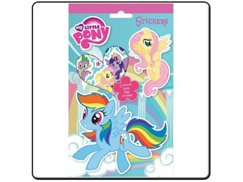 My Little Pony 700st klistermärken Apple Jack klister märken stickers