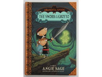 Araminta spook bok 2 - The sword in the grotto
