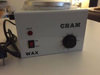 Vax heater med ett paket vax samt penslar till. - Stockholm - Vax heater med ett paket vax samt penslar till. - Stockholm