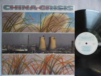 CHINA CRISIS - WORKING WITH FIRE AND STEEL - VIRGIN
