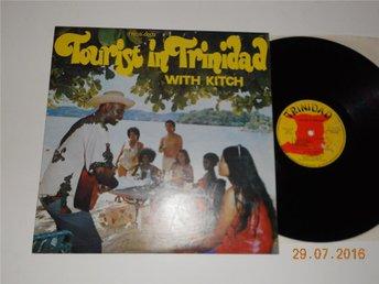 LORD KITCHENER - Tourist in Trinidad, Trinidad LP Calypso 1974 - Gävle - LORD KITCHENER - Tourist in Trinidad, Trinidad LP Calypso 1974 - Gävle