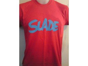 SLADE - T-Shirt - (XXL) (NY, Glam, Skinheads, Sweet, Kiss,) - Falkenberg - SLADE - T-Shirt - (XXL) (NY, Glam, Skinheads, Sweet, Kiss,) - Falkenberg