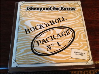 "Johnny & the Roccos - RnRoll Package no.1 - 7"" EP"