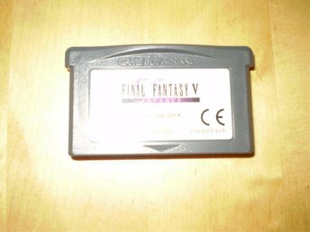 Final Fantasy V - Game Boy Advance ***RARE***