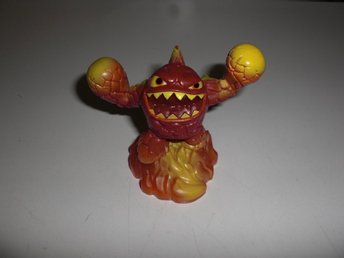 Skylanders Giants  -  Eruptor  -  Lightcore