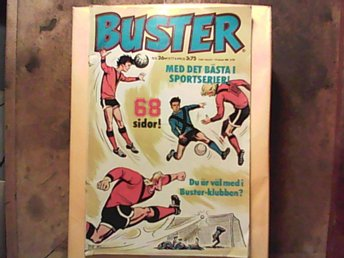 Buster nr 26 1977