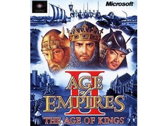 AGE OF THE EMPIRES THE AGE OF KINGS - PC - - Göteborg - AGE OF THE EMPIRES THE AGE OF KINGS - PC - - Göteborg