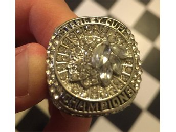Chicago Blackhawks Stanley Cup ring 2015 Toews Kane Keith hockey ishockey NHL