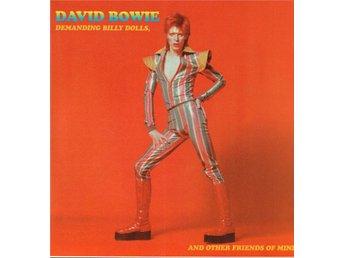 DAVID BOWIE - DEMANDING BILLY DOLLS..(LTD EDT, RED VINYL, GATEFOLD) 2xLP - Nacka - DAVID BOWIE - DEMANDING BILLY DOLLS..(LTD EDT, RED VINYL, GATEFOLD) 2xLP - Nacka