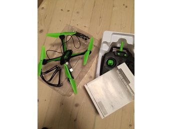 Quadcopter. Drone M15 2.4Ghz six-axis gyro aircraft (Ny!)