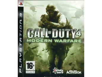 Call of Duty 4 - Modern Warfare - Stoholm - Call of Duty 4 - Modern Warfare - Stoholm