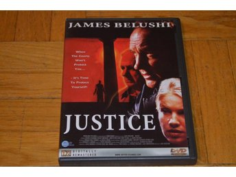 Justice ( James Belushi ) 1999 - DVD