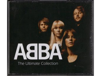 ABBA - The Ultimate Collection  4-CD BOX