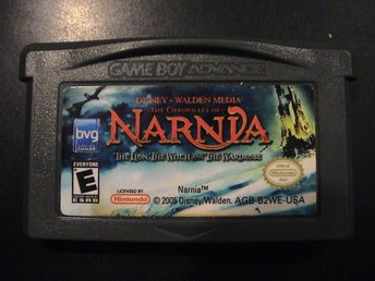 NARNIA: THE LION, THE WITCH AND THE WARDROBE / NINTENDO GAMEBOY ADVANCE
