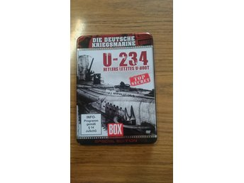 U 234 Hitlers letzes u boot, special edition