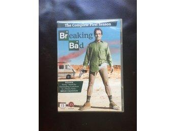 Breaking Bad Första Säsong Utgått DVD Mkt Bra Skick! - Bagarmossen - Breaking Bad Första Säsong Utgått DVD Mkt Bra Skick! - Bagarmossen