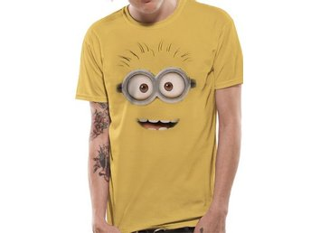 DESPICABLE ME 2 - MINION SMILE (UNISEX) - Large