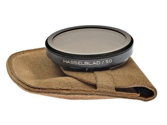 Hasselblad B50 filter Polarisation i etui